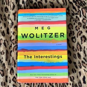 Other - The Interestings Book by Meg Wolitzer NEW